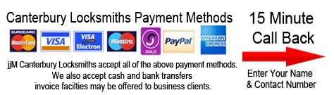 London Locksmiths Credit and Debit Card Payments Accepted